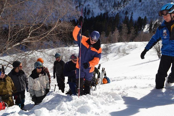 Ставропольские спасатели провели сборы в горах Карачаево-Черкессии