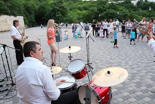 В Пятигорске продолжаются «Курортные вечера-2017»