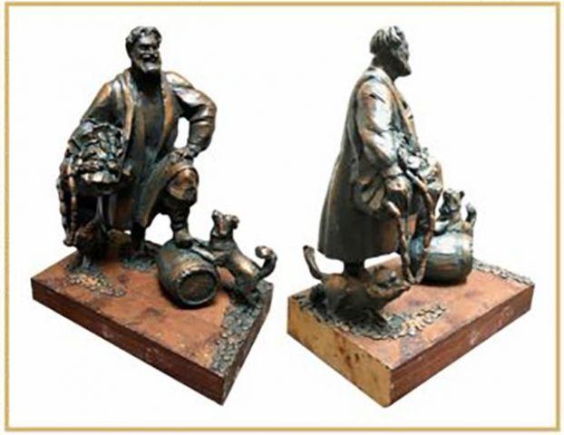 Скульптуру купца-основателя установят в Ставрополе