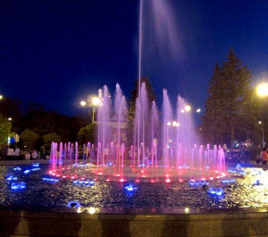Ставропольцы решат, каким будет городской фонтан