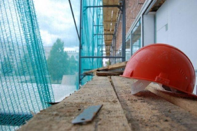 На Ставрополье из-за несоблюдения техники безопасности на стройке пострадал рабочий