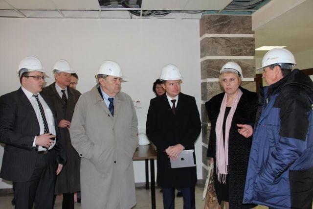 Австрийская делегация посетила региональный индустриальный парк «Невинномысск»