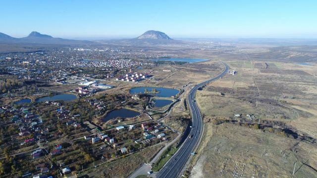 Участок трассы «Кавказ» под Пятигорском временно перекроют 6 июня