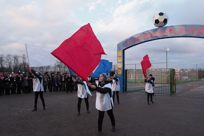 Губернатор Владимиров: спорткомплекс вНовоселицком районе вырастит наилучших атлетов Ставрополья
