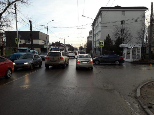 В Ставрополе на пешеходном переходе сбили 12-летнего мальчика