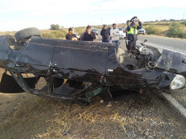 После ДТП на Ставрополье трое парней оказались в тяжелом состоянии, один погиб