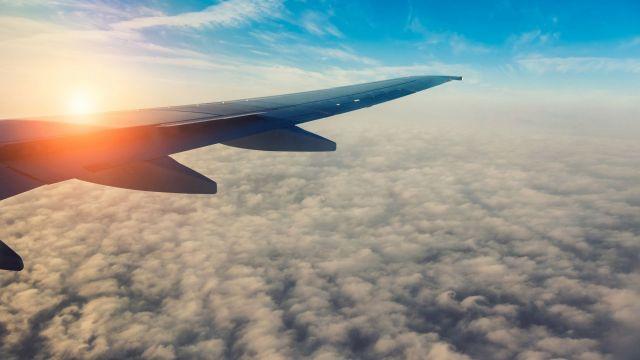 Рейс из аэропорта Ставрополя задержали из-за тумана