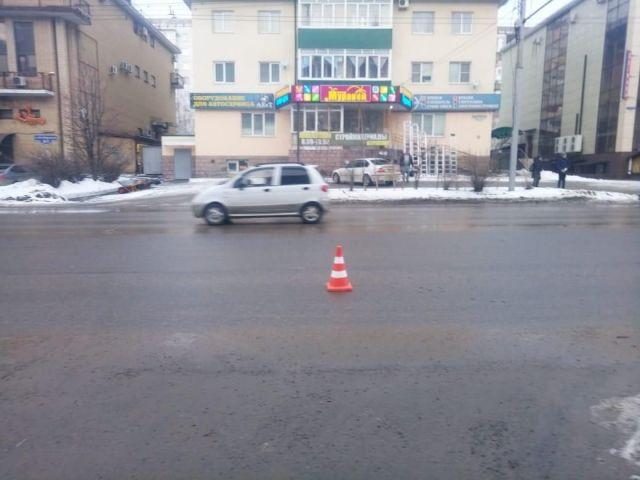 В Ставрополе водитель легковушки сбил мужчину