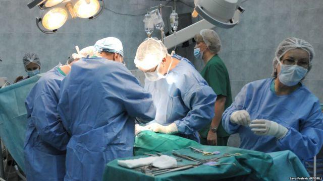 Ставропольские врачи впервые провели уникальную операцию
