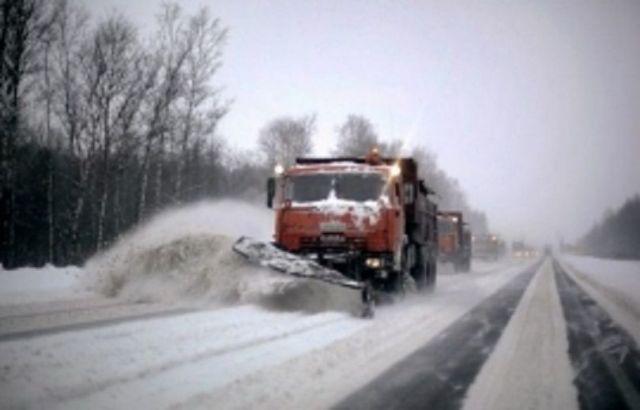 Ограничения на дорогах в Кочубеевском районе Ставрополья сняты