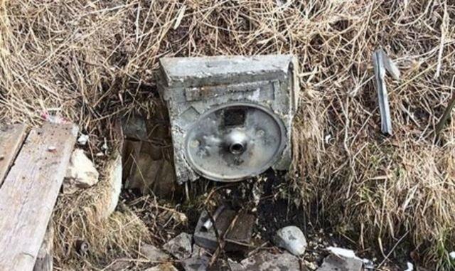 Вандалы разрушили питьевой бювет «Бодрость» под Кисловодском