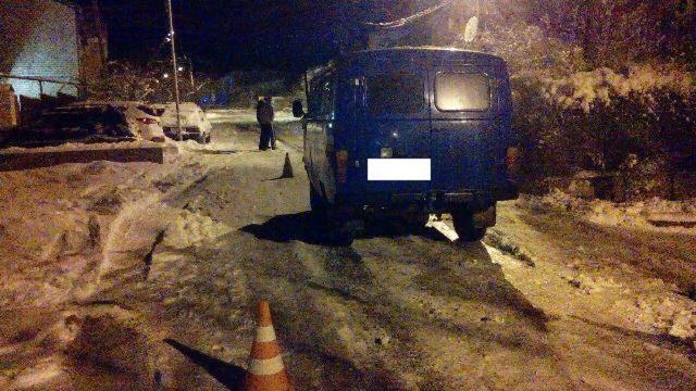 В Ставрополе водитель автомобиля сбил ребёнка, катающегося на санках