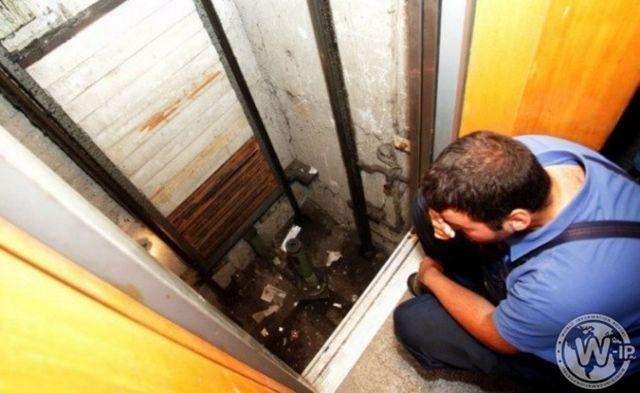 На Ставрополье с шестого этажа сорвался лифт с семилетним ребёнком