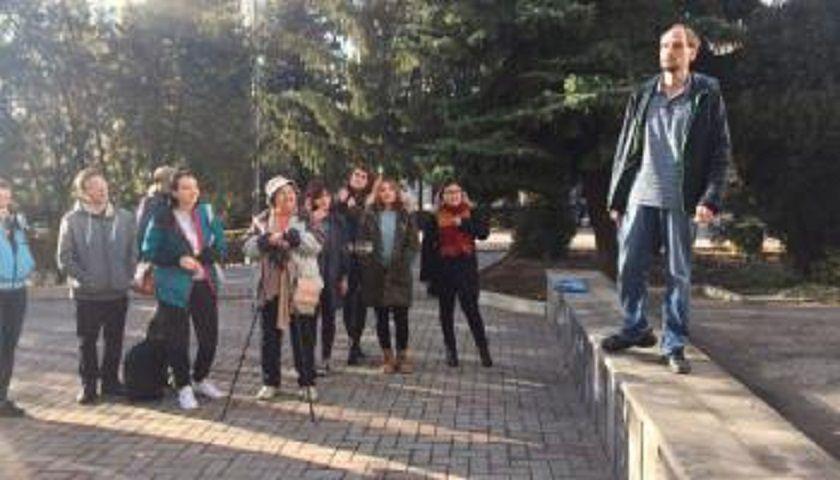 Фестиваль уличной поэзии открывается в Пятигорске