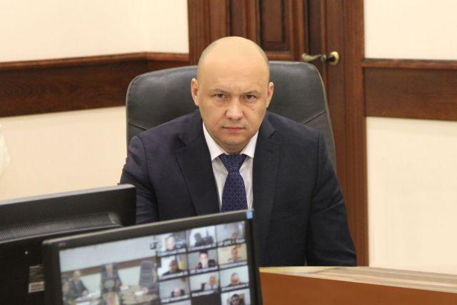 Полицейским Ставрополья представили замначальника главного управления МВД России по краю