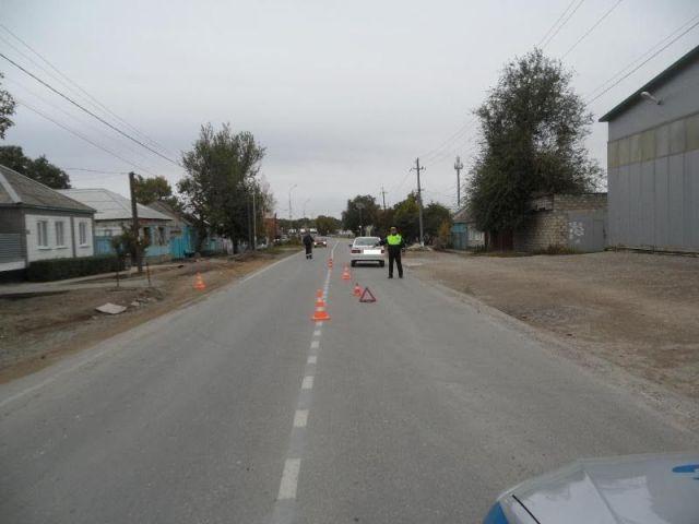 На Ставрополье водитель сбил 10-летнюю девочку