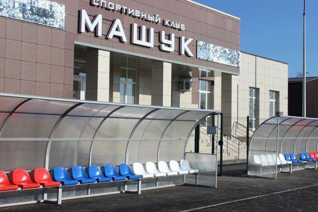 На КМВ пройдут первые футбольные матчи на новых стадионах, построенных к чемпионату мира