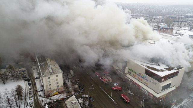 На Ставрополье проверят все торговые комплексы после трагедии в Кемерове