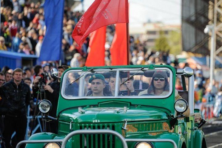 Участники автопробега «Эх, путь-дорожка, фронтовая » проедут все 34 района и округа Ставропольского края