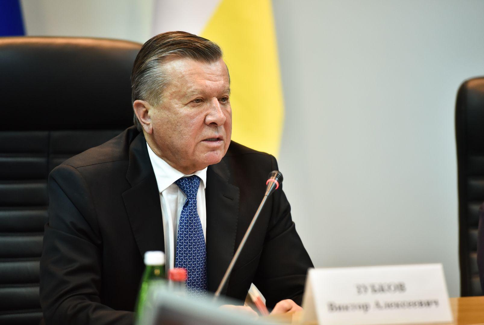 Председатель Совета директоров «Газпрома» назвал Ставрополье одним из самых газифицированных регионов