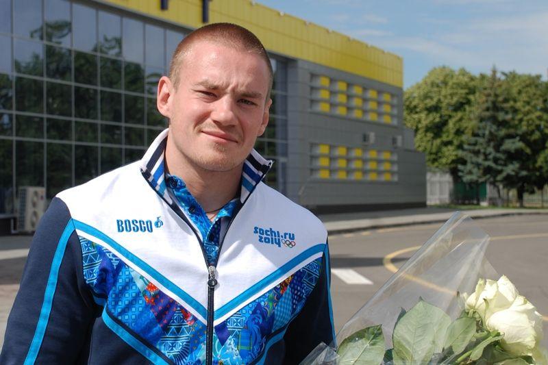 Илья Захаров завоевал «золото» мировой серии вКанаде