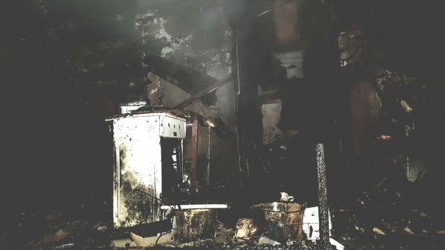 В Ставропольском крае загорелся частный дом, погиб ребёнок