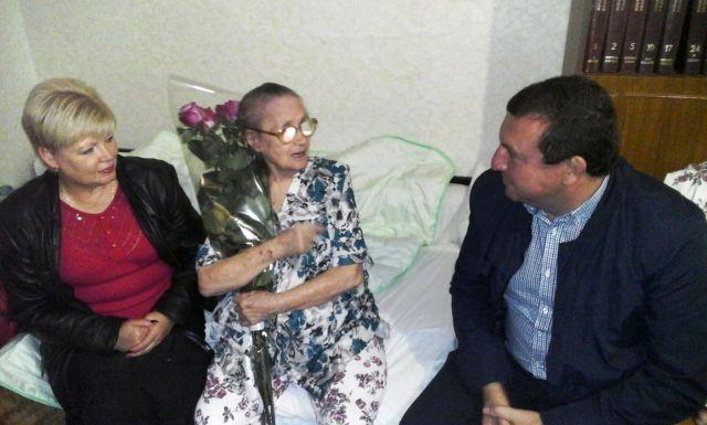 Ставропольская долгожительница отметила 106-летие