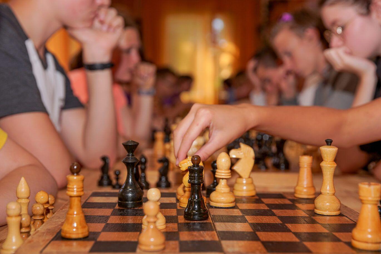 В честь Дня России на Ставрополье пройдёт ряд шахматных турниров