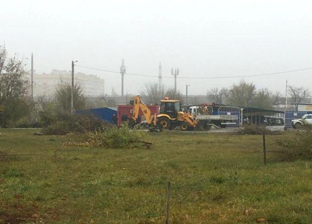 В Невинномысске началось строительство нового путепровода