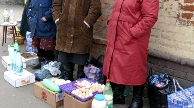 В праздничные дни в Железноводске велась работа по борьбе со стихийной торговлей