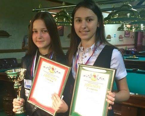Ставропольчанка стала призёром Всероссийского турнира по бильярдному спорту