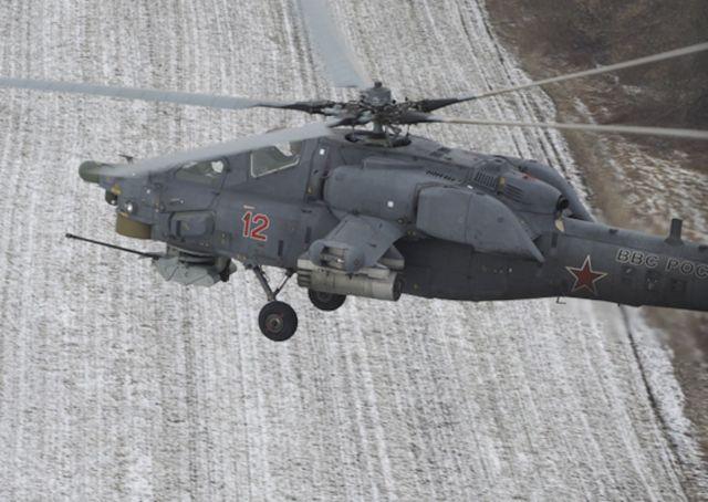 На Ставрополье «Ночные охотники» отработали полёты в непогоду