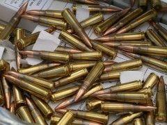 На автостоянке в Ставрополе хранилось оружие