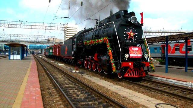 В Пятигорск прибудет ретро-поезд «Победа»