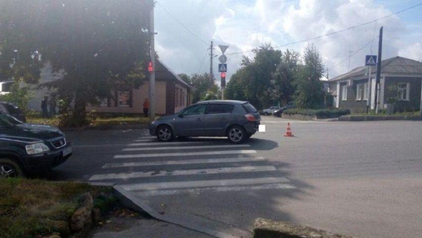 ВСтаврополе девушка сбила на«зебре» 80-летнего пешехода