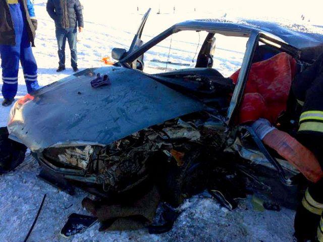 Четыре человека пострадали в ДТП в Шпаковском районе