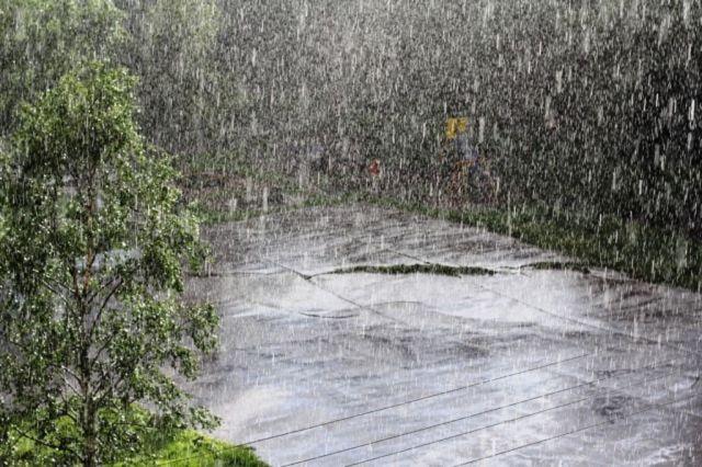 На Ставрополье в ближайшие 3-6 часов прогнозируется сильный ливень