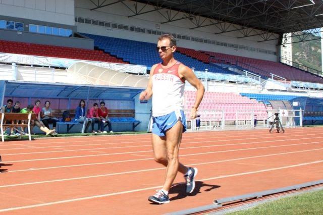 Чемпионом мира по спортивной ходьбе стал ветеран из Пятигорска