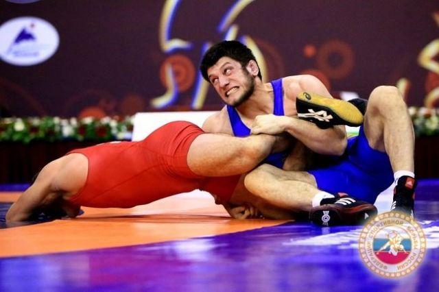 Ставропольский вольник выиграл золотую медаль на первенстве Европы