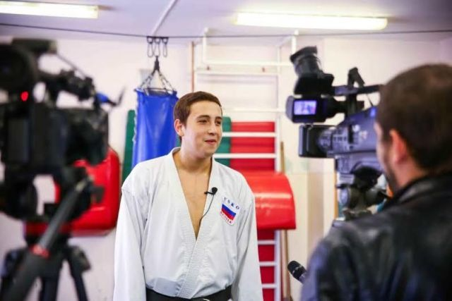 Ставрополец завоевал титул чемпиона мира по карате