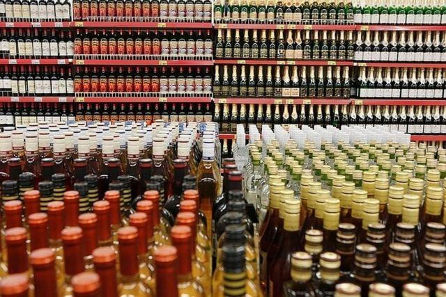 Минздрав предложил повысить акцизы на алкоголь крепче 9%