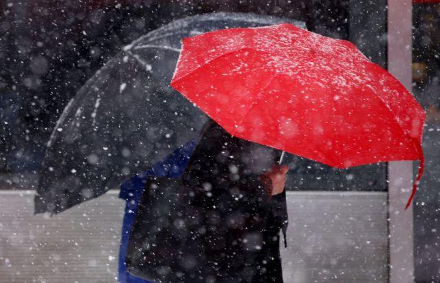 На Ставрополье 3 декабря прогнозируются сильный снег, метель, порывы западного ветра