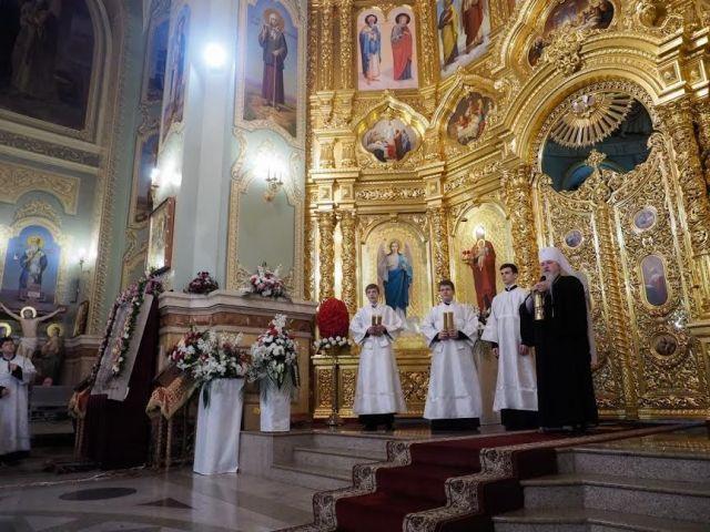 В Ставрополе прошёл пасхальный крестный ход
