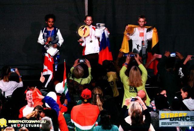 Ставропольские танцоры стали лучшими на чемпионате мира в Австрии