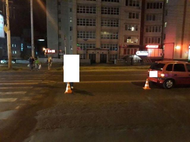 В Ставрополе мужчина угодил под колёса легковушки на пешеходном переходе