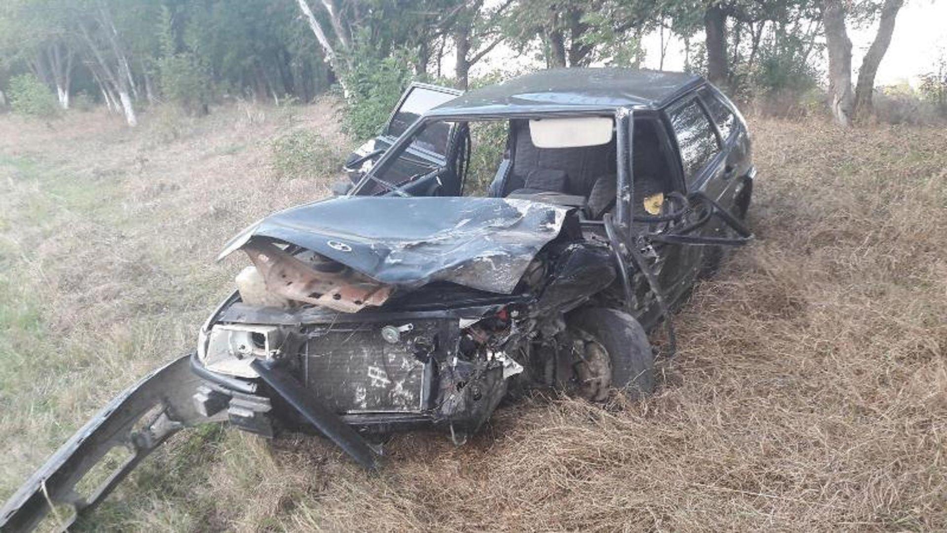 Лишённый прав водитель стал виновником ДТП с 4 автомобилями на Ставрополье