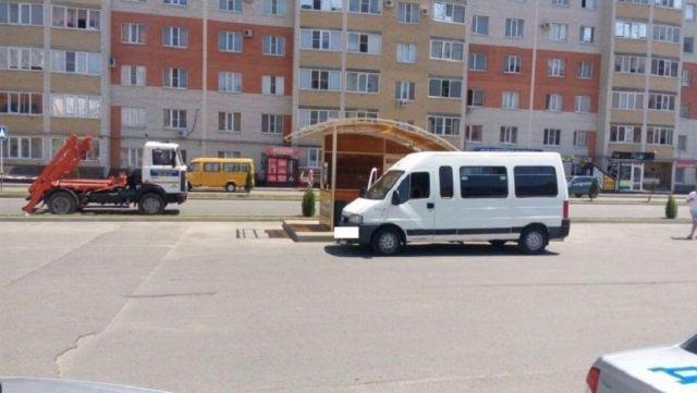 В Ставрополе пассажир получил травмы после падения в маршрутке