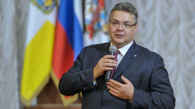 Пресс-служба губернатора края опровергла слухи об отставке Владимира Владимирова