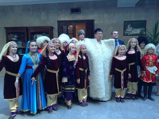 На Северном Кавказе стартовал новый туристический маршрут «Великий шелковый путь»