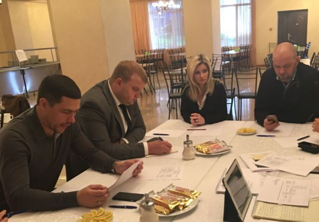 На Ставрополье обсудили ход форума «Машук-2016»